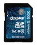 KINGSTON 16GB SDHC Class 10 Flash Card G2