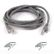 BELKIN CAT 5 PATCH CABLE 50CM MOULDED SNAGLESS GREY UK