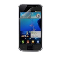 Screen Guard for Samsung Galaxy S Transparent - 3 Pack