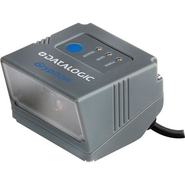 GRYPHON FIXED SCANNER 1D IMAGER RS232 (9P) IN