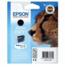 EPSON ink T071 black blister (C13T07114021)