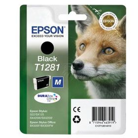 EPSON Ink Cart/T128 Black with