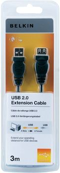 USB Extension Cable 3,0 m Hi-Speed 2.0 extension