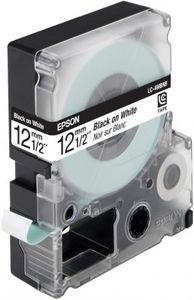 EPSON LC-4WBN9 - TAPE 12MM STANDARD