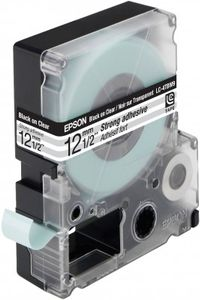 EPSON LC-4TBW9 - TAPE 12MM STRONG