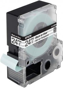 EPSON LC-6TBN9 - TAPE 24MM TRANSPARENT
