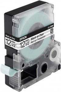 EPSON LC-4TBN9 - TAPE 12MM TRANSPARENT