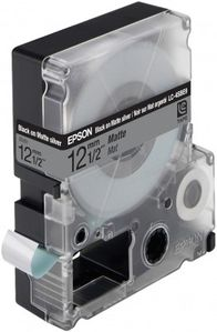 EPSON LC-4SBE9 - TAPE 12MM MATTE