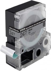 EPSON LC-6SBE9 - TAPE 24MM MATTE