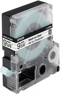 EPSON LC-3TBN9 - TAPE 9MM TRANSPARENT