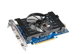 VGA-Card nVidia GTS450 1024MB PCI-E 2xDVI/ HDMI HDCP PhysX CUDA DDR3 Fan