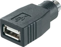 Adapter/ PS/ 2-M/ USB-F