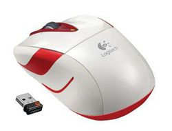 M525 Wireless Mouse White