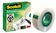 3M SCOTCH MAGIC TAPE 19mmX33m (810/19/33)