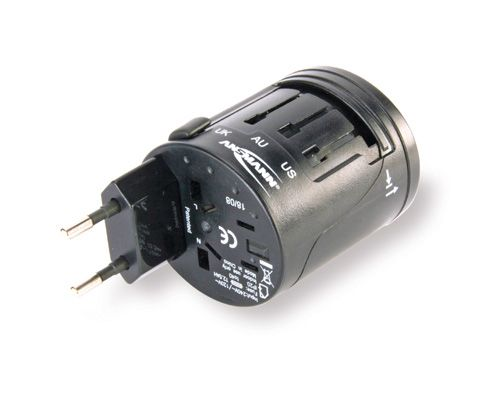 All in One travel adapter