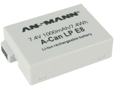 ANSMANN A-Can LP-E 8 (5044853)