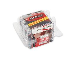1x20 Alkaline Micro AAA red-line Box