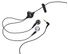 BLACKBERRY WIRED STEREOHEADSET 3,5MM BLACK