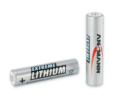 1x2 Lithium Micro AAA Extreme
