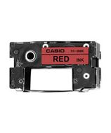 CASIO TR-18 RD rot Ink Ribbon Cassette (TR-18RD)