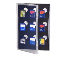 Card Safe Store SD transparent