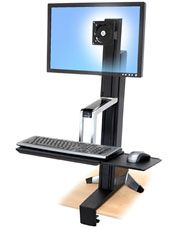 ERGOTRON WorkFit-S Single HD mount