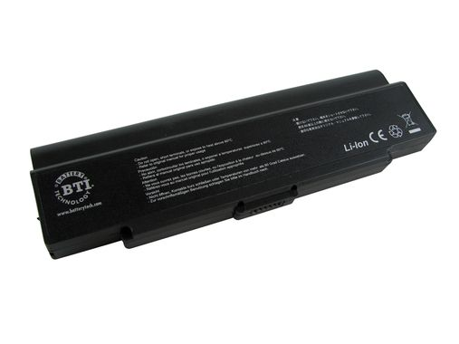BTI BATTERY SONY VAIO S SERIES HIGH CAP 9 CELL BATT