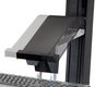 ERGOTRON DOCUMENT HOLDER ASSEMBLY WORKFIT-S  BLACK TEXTURE.