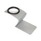 CARSON WV-55 SI Wave 5x Magnifier silver