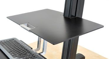 Worksurface for WorkFit-S