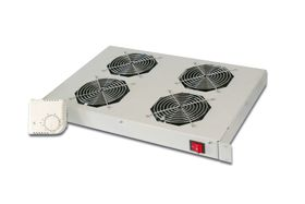 "RACKMOUNT COOLING UNIT, 4 FANS FOR (19"") INSTALLATION RACK"
