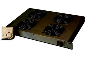 "RACKMOUNT COOLING UNIT FOR 19"" CABINETS, 4 FANS RACK"