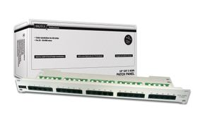DIGITUS CAT 3, ISDN PATCH PANEL 25 PORT, 1 HE                    IN ACCS (DN-91325-1)
