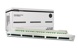 PatchPanel Cat.3 ISDN 25 Port