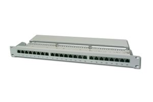 PatchPanel Cat.5e 16 Port Digi
