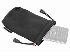 CAMGLOSS Media Cleaning pouch black