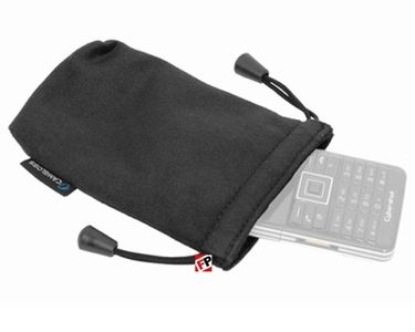 CAMGLOSS Media Cleaning pouch black (C8021403)