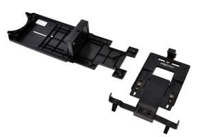 CPU HOLDER  TABLET CRADLE WITH ARM  BLACK