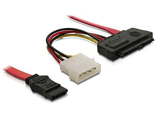 - Serial ATA / SAS cable - 29 pin internal