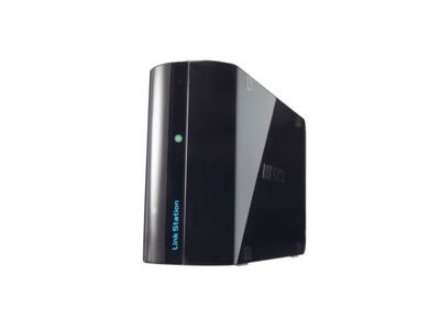 BUFFALO Link Station Mini 2TB black (LS-WSX2.0TL/R1EU)