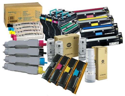 CF1501/ 2001 COPY TONER YELLOW
