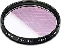 HOYA FILTER STAR 6 49 MM (Y3STERN649)