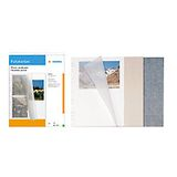 HERMA Photo Cardboard white 10 Sheets                   7571