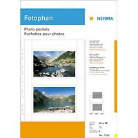 fotophan 10x15 white 10 Sheets                   7586