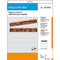 Negative packets PP clear 25 Sheets/ 6-Strips 7762