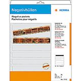 HERMA Negative packets PP clear 25 Sheets/ 6-Strips 7762