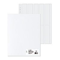 HERMA Negative pockets PP clear 100 Sheets/ 4-Strips         7768 (7768)