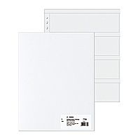 Negative Sleeves MF PP clear        100 Sheets  7769