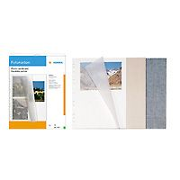 Photo Carton     25 Sheets white                       7578