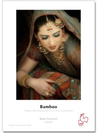 """HAHNEMÜHLE Bamboo natural white 43,2 cm (17"""") x 12 m, 290 g (HAH10643467)"""